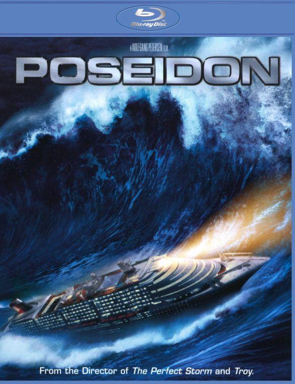 Poseidon [Blu-ray] [2006] 9820699