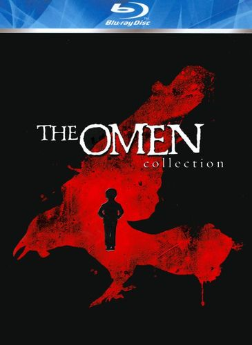 The Omen Collection [Blu-ray] 9821033
