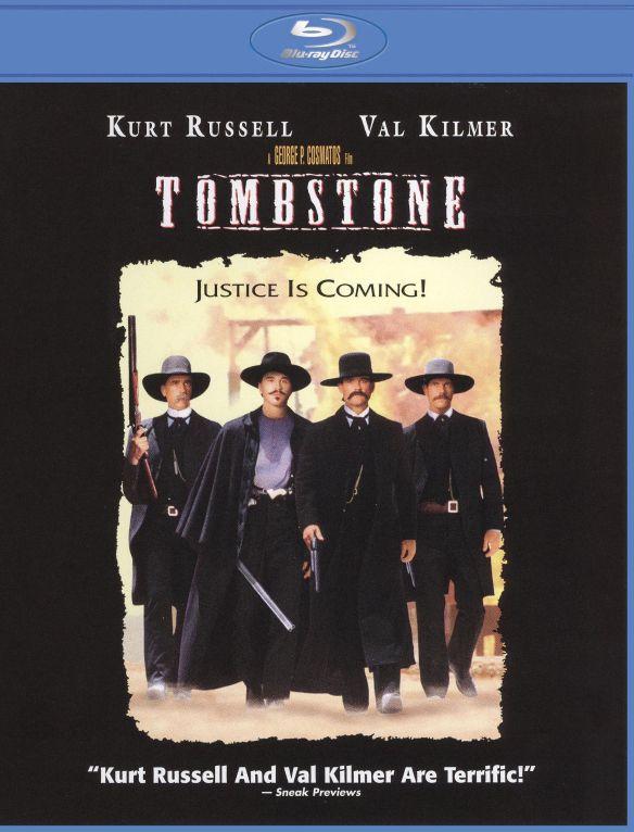 Tombstone [Blu-ray] [1993] 9824261
