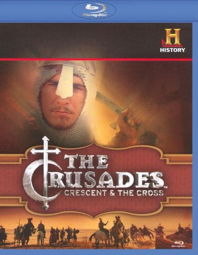 The Crusades: Crescent & the Cross [Blu-ray] [2005] 9824713