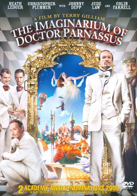 The Imaginarium of Doctor Parnassus [DVD] [2009] 9829284