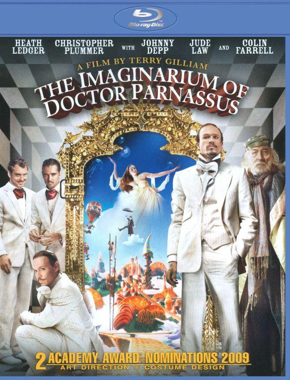Imaginarium of Doctor Parnassus [Blu-ray] [2009] 9829293