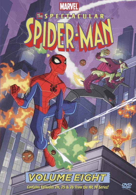 The Spectacular Spider-Man, Vol. 8 [DVD] 9829327