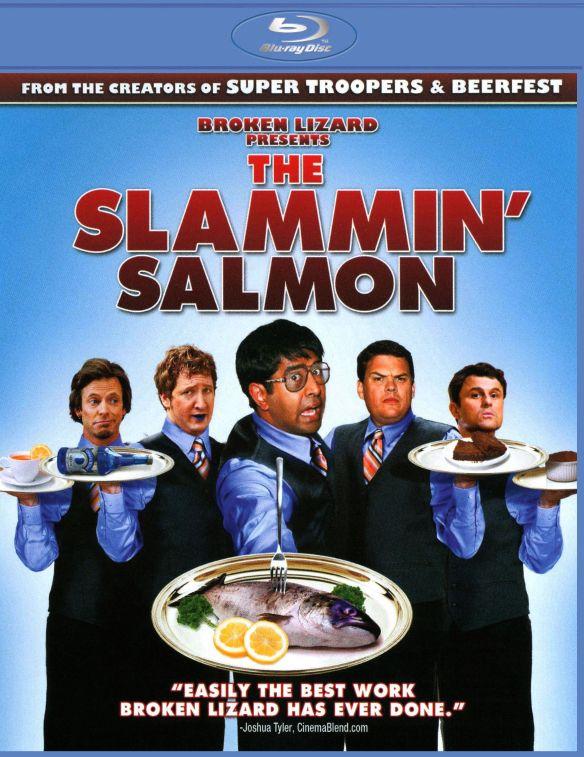 The Slammin' Salmon [Blu-ray] [2009] 9829336
