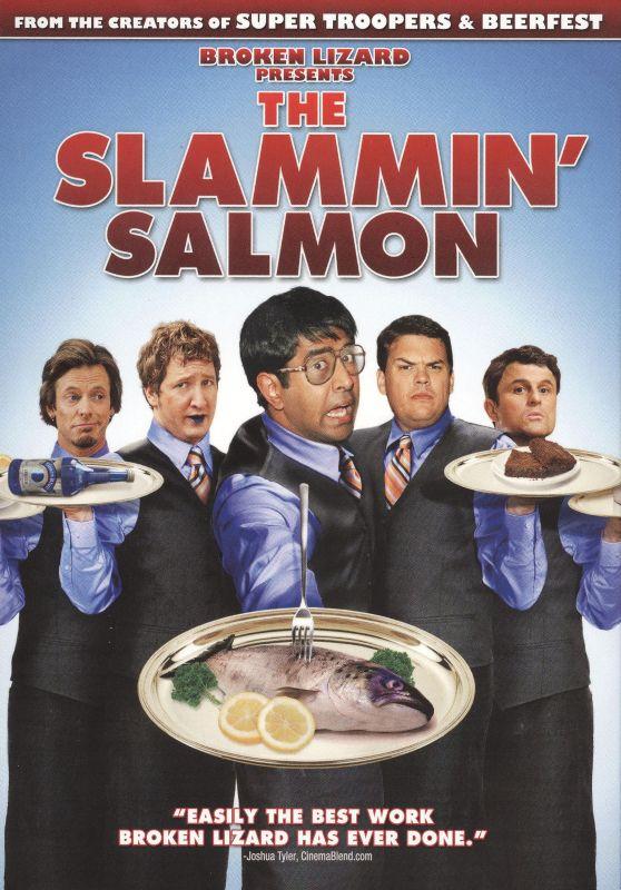 The Slammin' Salmon [DVD] [2009] 9829863