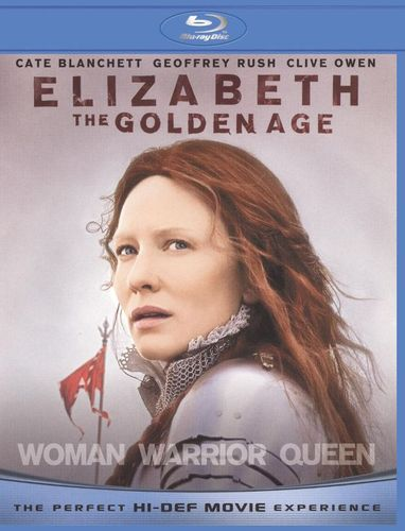 Elizabeth: The Golden Age [Blu-ray] [2007] 9830923