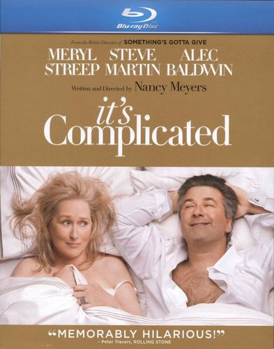 It's Complicated [Blu-ray] [2009] 9830932