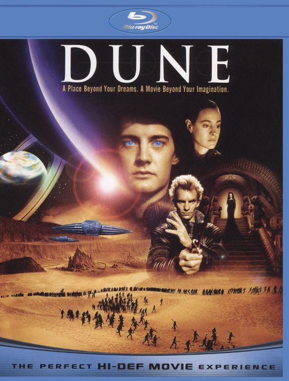 Dune [Blu-ray] [1984] 9830969