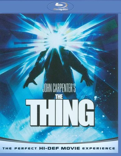 The Thing [Blu-ray] [1982] 9837098