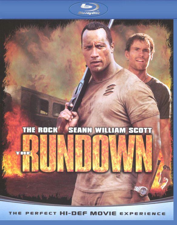The Rundown [WS] [Blu-ray] [2003] 9837104