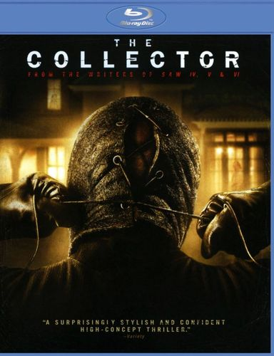The Collector [Blu-ray] [2009] 9838852