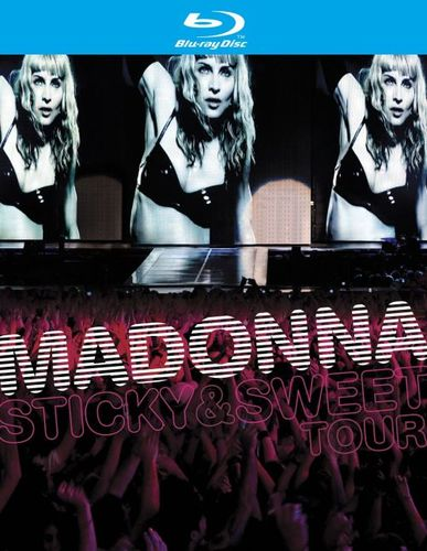 The Sticky & Sweet Tour [Blu-Ray Disc] 9840134