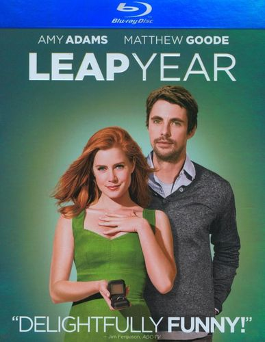 Leap Year [Blu-ray] [2010] 9840198