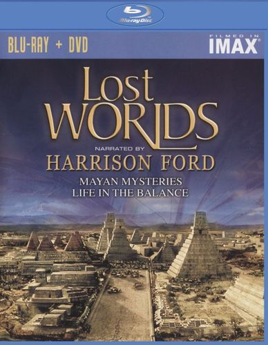 Lost Worlds: Mayan Mysteries/Life in the Balance [2 Discs] [Blu-ray] 9841054