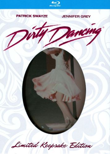 Dirty Dancing [Limited Keepsake Edition] [2 Discs] [With Book] [Blu-ray] [1987] 9841337