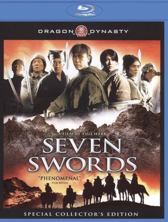 Seven Swords [Blu-ray] [2005] 9841973