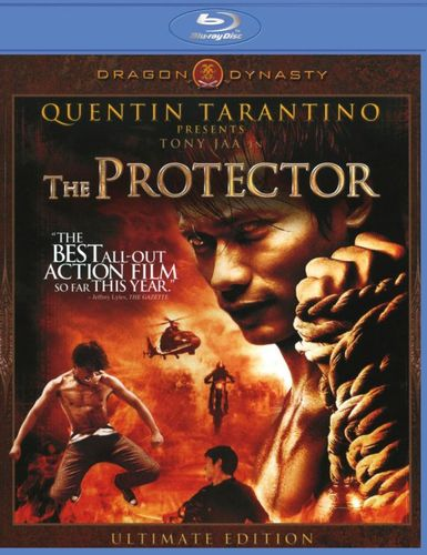 The Protector [Blu-ray] [2006] 9842062
