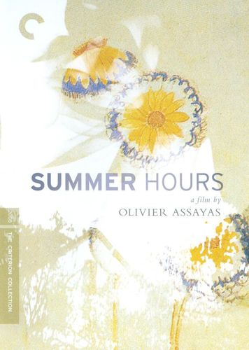 Summer Hours [Criterion Collection] [2 Discs] [DVD] [2008] 9843501