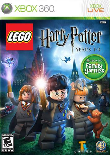 LEGO Harry Potter: Years 1-4 - Xbox 360