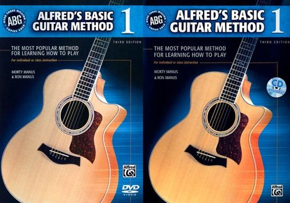 Alfred - Basic Guitar...
