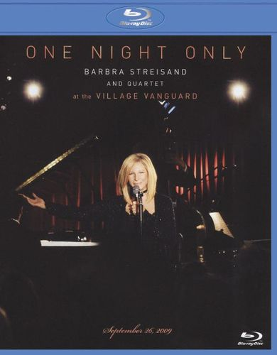 One Night Only Live [Blu-Ray] [Blu-Ray Disc] 9859927