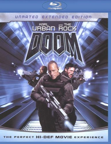 Doom [WS] [Unrated] [Blu-ray] [2005] 9862436