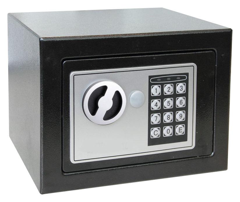 Royal Sovereign 0.15 Cu. Ft. Digital Safe Black/Silver RS-SAFE15