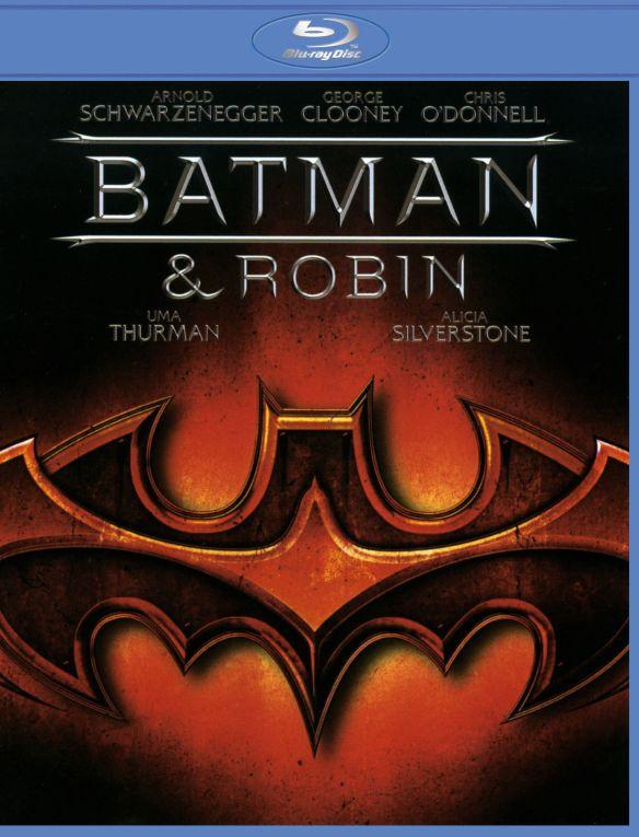 Batman and Robin [Blu-ray] [1997] 9867771