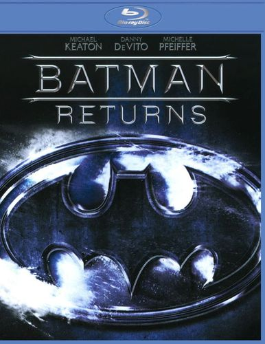 Batman Returns [Blu-ray] [1992] 9867799