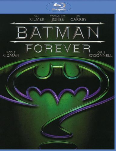 Batman Forever [Blu-ray] [1995] 9867808