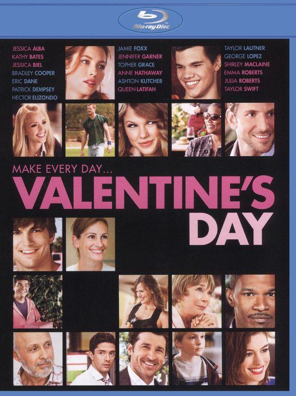 Valentine's Day [2 Discs] [Blu-ray/DVD] [2010] 9867826