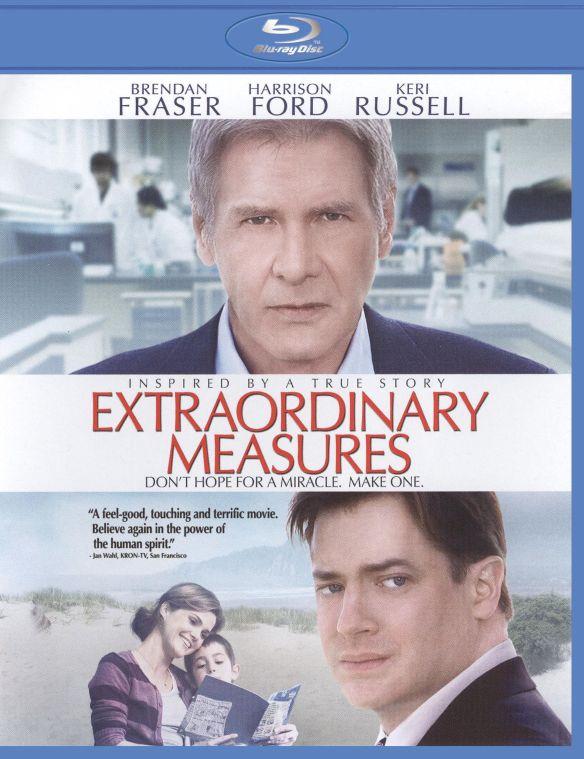 Extraordinary Measures [Blu-ray] [2010] 9877835