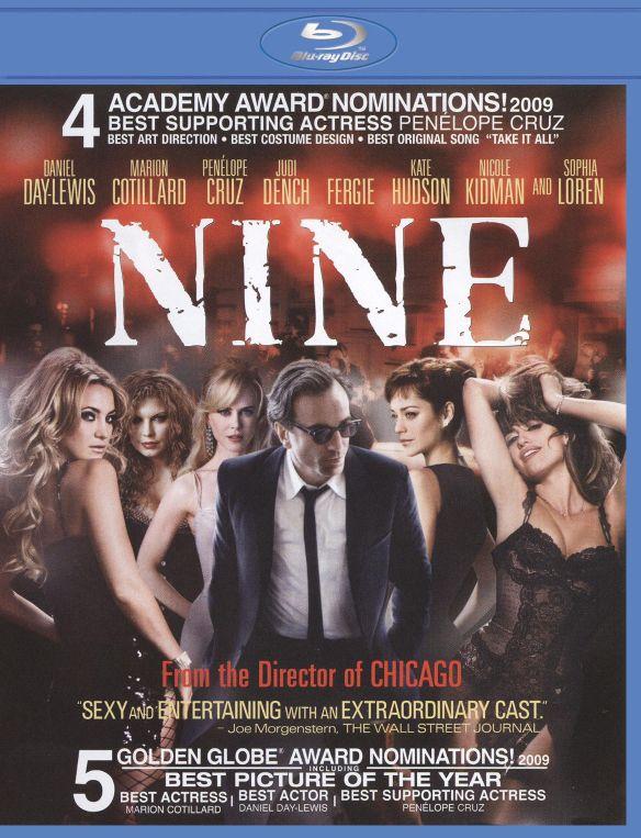 Nine [Blu-ray] [2009] 9877844