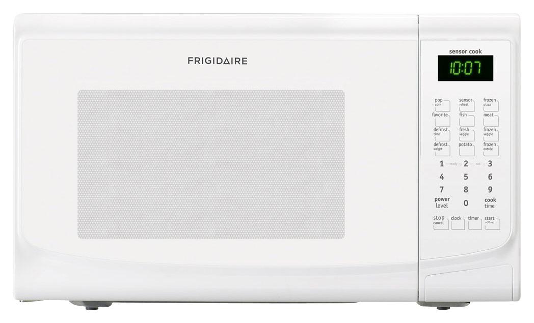 Frigidaire 1.4 Cu. Ft. Mid-Size Microwave White FFCE1439LW
