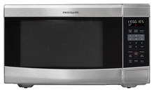 Frigidaire 1.6 Cu. Ft. Mid-Size Microwave Stainless-Steel FFCE1638LS