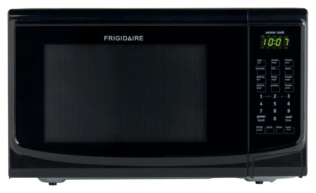 Frigidaire 1.4 Cu. Ft. Mid-Size Microwave Black FFCE1439LB