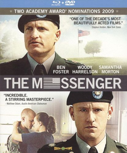 The Messenger [Blu-ray/DVD] [2009] 9878519