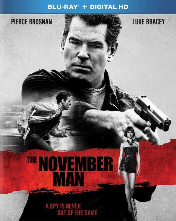 The November Man [Blu-ray] [2014] 9884106