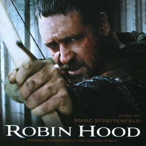Robin Hood [2010] [Original Motion Picture Soundtrack] [CD] 9884277