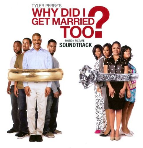 Why Did I Get Married Too? [CD] 9886754