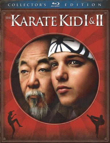 The Karate Kid/The Karate Kid Part II [Blu-ray] 9887556
