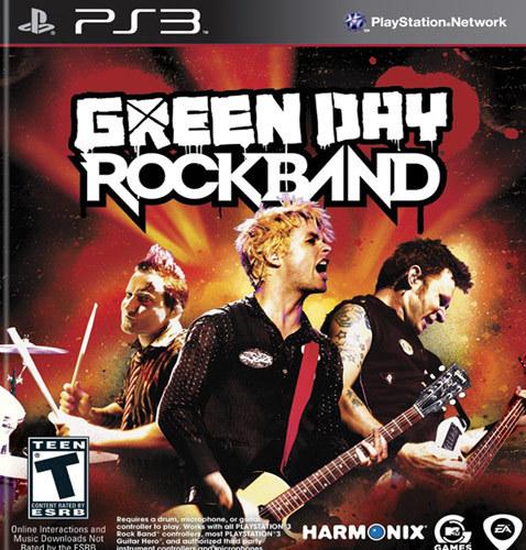 Rock Band: Green Day - PlayStation 3