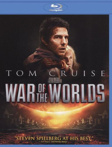 War of the Worlds [Blu-ray] [2005] 9888246