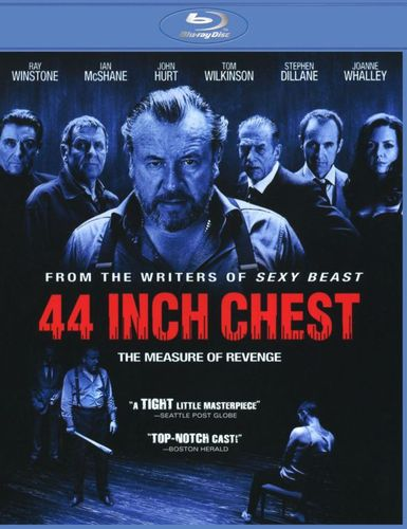 44 Inch Chest [Blu-ray] [2009] 9893684