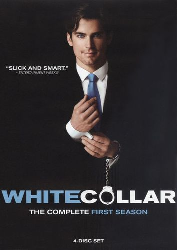 White Collar: The Complete First Season [4 Discs] [DVD] 9895319