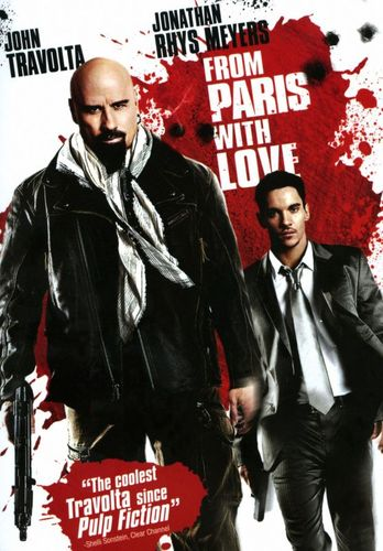 From Paris with Love [DVD] [2010] 9895382