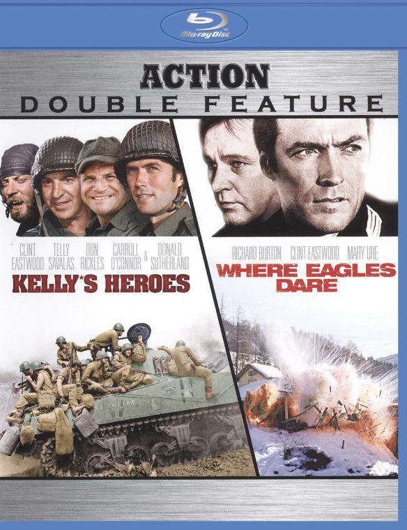 Kelly's Heroes/Where Eagles Dare [Blu-ray] 9902513