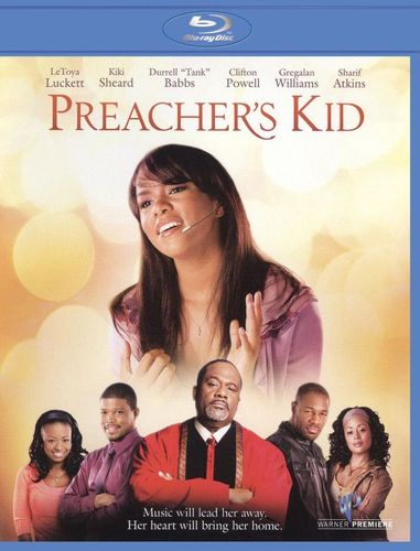 Preacher's Kid [2 Discs] [Blu-ray/DVD] [English] [2009] 9902522