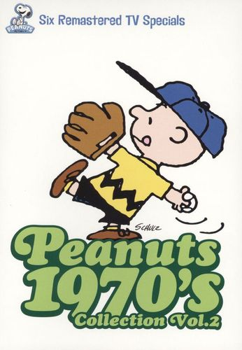 Peanuts: 1970's Collection, Vol. 2 [2 Discs] [DVD] 9902665