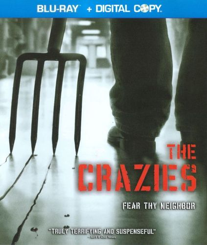 The Crazies [Blu-ray] [Includes Digital Copy] [2010] 9903106